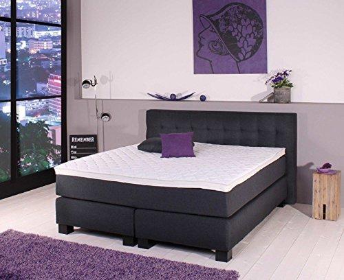 boxspringbett h rtegrad 4 kerryskritters. Black Bedroom Furniture Sets. Home Design Ideas
